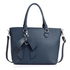 anna grace bow charm tote bag