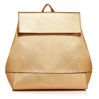 AG00435 - Gold Backpack School Bag