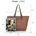 AG00532 - Nude Women's Tote Bag