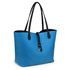 AG00567 - Reversible Black/Blue Large Tote Bag - Fits laptops up to 15.4''