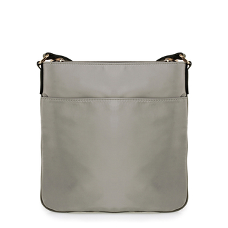 AG00587 - Grey Cross Body Shoulder Bag