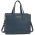AG00592 - Navy Anna Grace Fashion Tote Bag