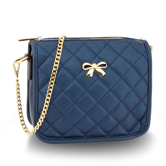 AG00598 - Navy Cross Body Shoulder Bag