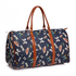 AG00479A - Navy Butterfly Weekend Duffle Bag