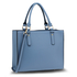 AG00646 - Blue Anna Grace Fashion Tote Bag