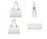 AG00736 - Beige Anna Grace Women's Fashion Handbag