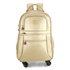 AGT1023  - Nude Backpack Rucksack With Wheels