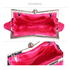 LSE0079 - Pink Crystal Evening Clutch Bag