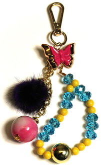 LSC1006- Lovely Handbag Charm