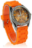 LSW002-Orange Women's Diamante Watch