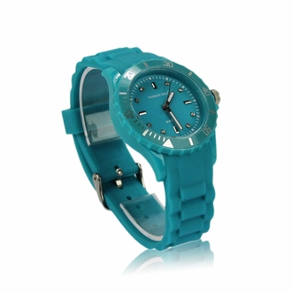 LSW0016- Wholesale Watches - Teal Unisex Fashion Watch