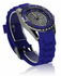 LSW0011- Women's Blue Crystal Watch