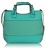 LS00268A - Emerald Ladies Fashion Tote Handbag