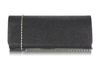 LSE00247 - Wholesale & B2B Black Clutch Bag Supplier & Manufacturer