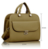 LS008A- Nude Womens Satchel With Long Strap