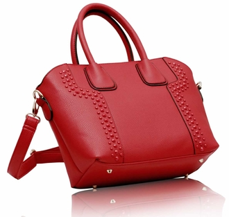 LS0094 - Red Fashion Tote