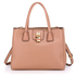 AG00195A - Nude Three Zipper Grab Bag