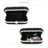 LSE00283 - Wholesale & B2B Black Beaded Pearl Rhinestone Clutch Bag Supplier & Manufacturer