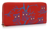 LSP1046 - Red Owl Design Purse/Wallet