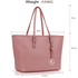 AG00297 - Nude Women's Large Tote Bag