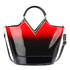 AG00379 - Wholesale & B2B Red Two Tone Patent Bag Supplier & Manufacturer