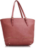 LS00315A - Wholesale & B2B Pink Zipper Tote Supplier & Manufacturer