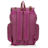 AG00443 - Purple Backpack Rucksack School Bag