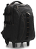 AG00398A  - Black Backpack Rucksack With Wheels