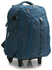 AG00398A - Navy Backpack Rucksack With Wheels