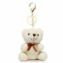 teddy bear bag charms