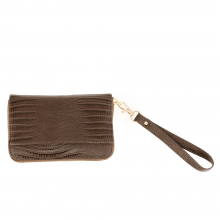 wholesale anna grace zip round purse